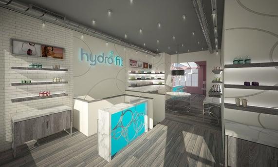 HydroFit-Aquabiking-studio-reception