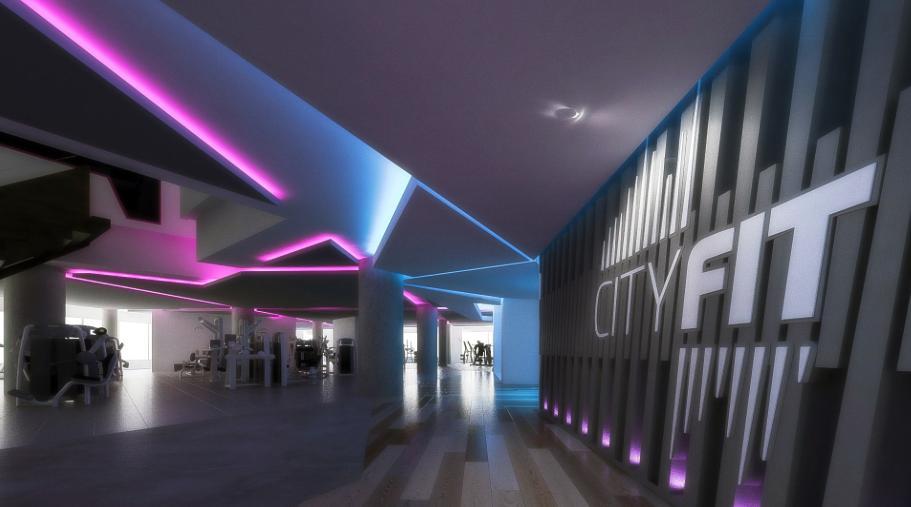 Zynk Design CityFit Gdanks