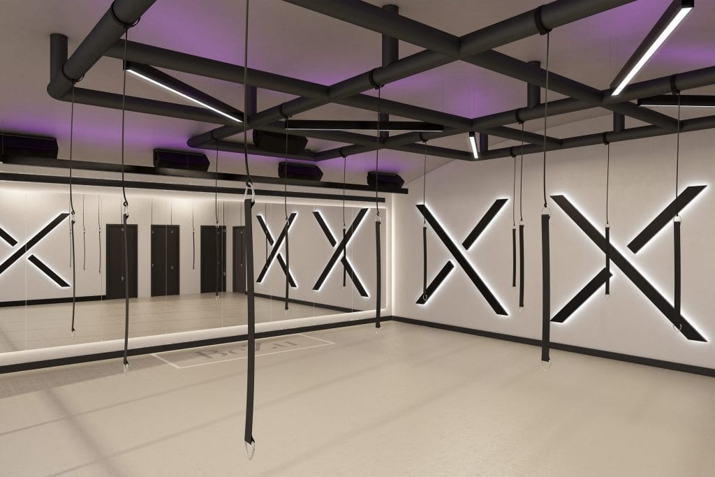 Bezu Gym Studio Design